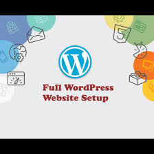 Create Professional WordPress Website Responsive And Custom Design