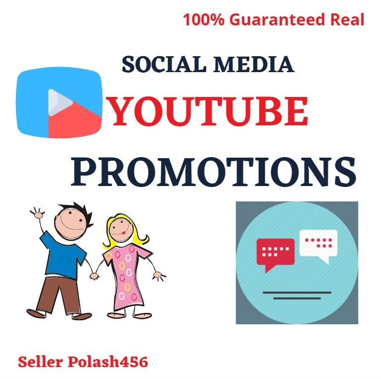 Social YouTube Promotions Safely