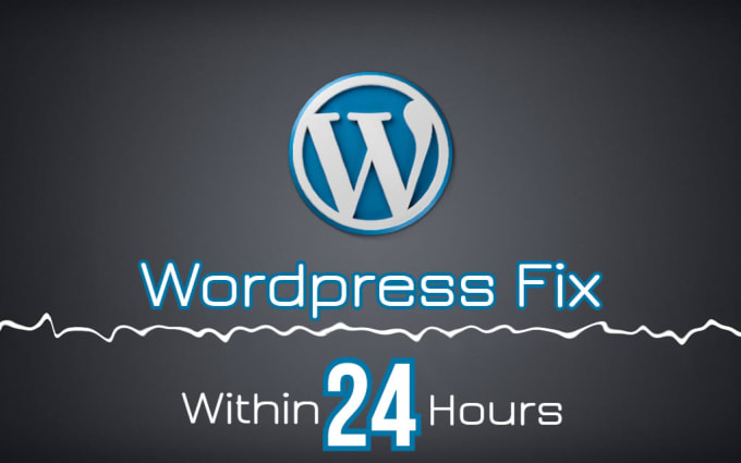I will Fix Any error/bugs on your WordPress site
