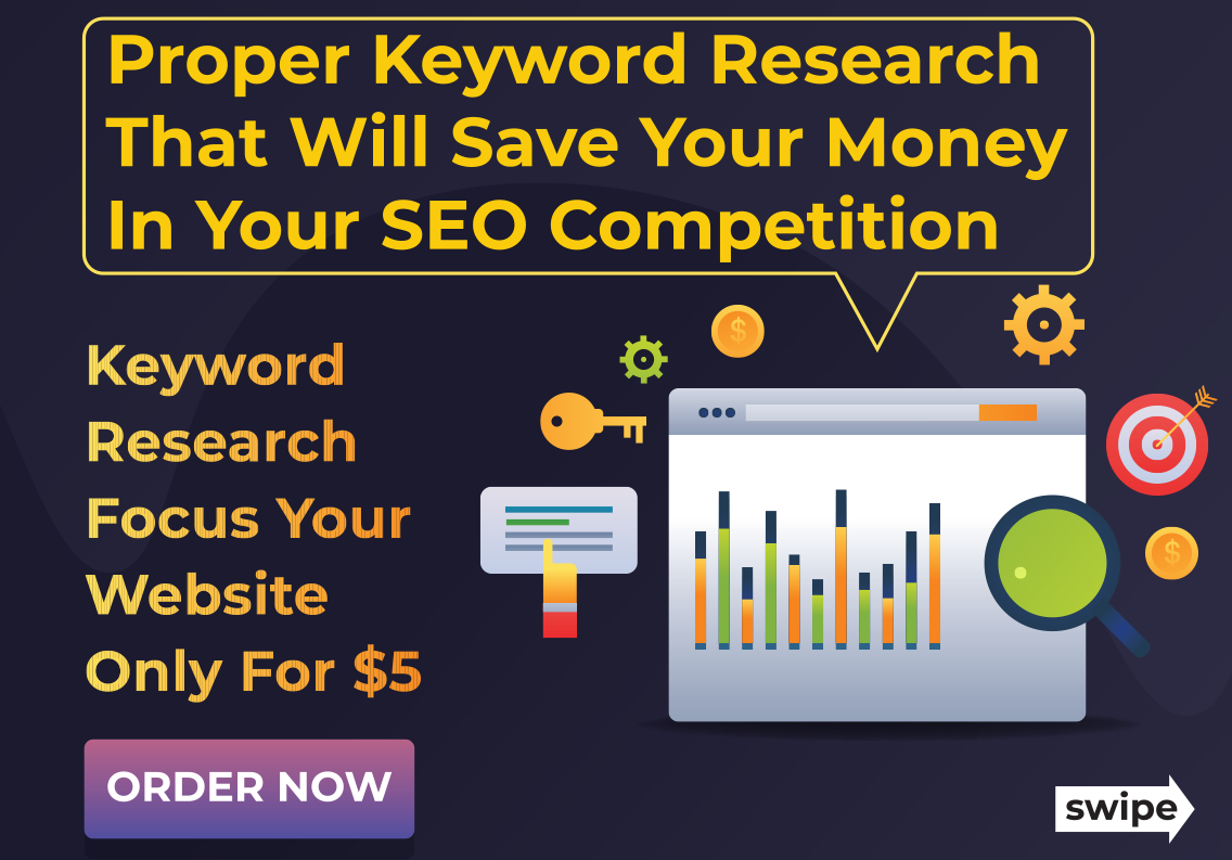 Deep Research Most Profitable Keyword for Your Niche or Website