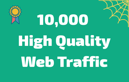 Premium Web Traffic at Cheapest Rate