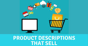 Write Product Descriptions That Sell