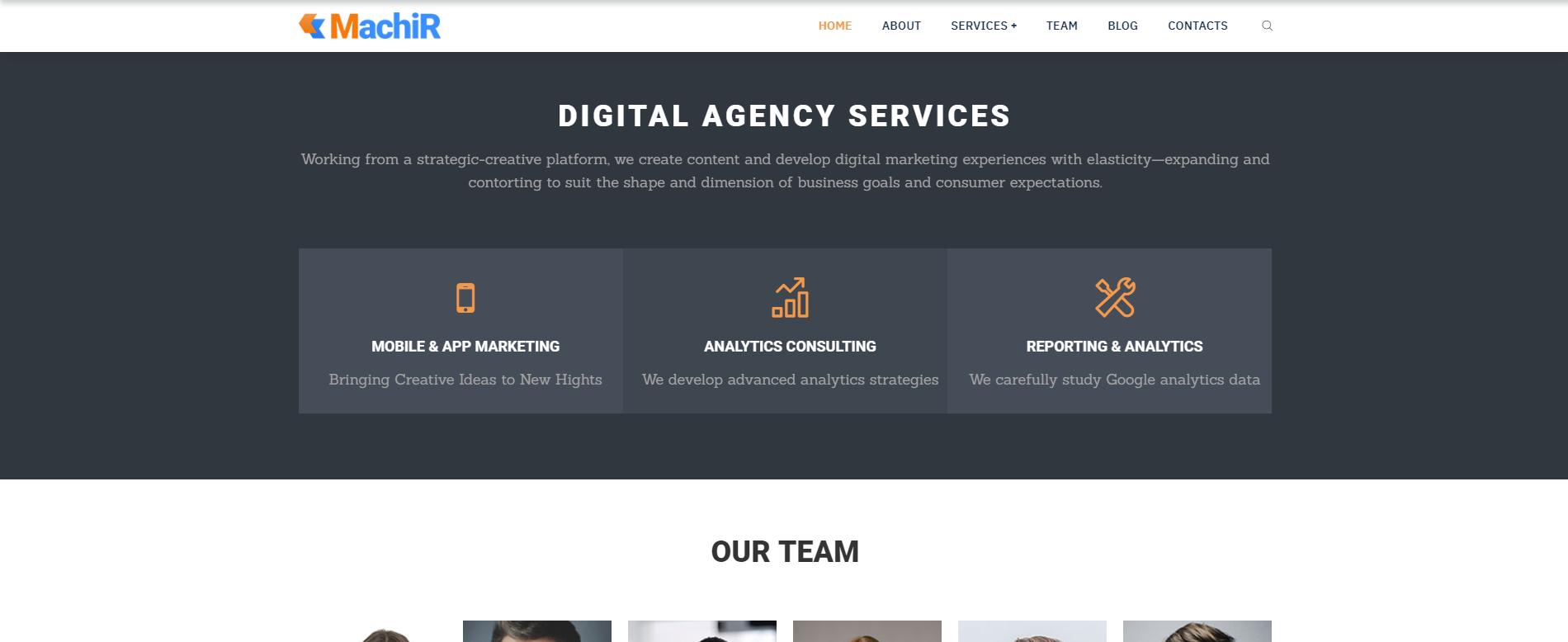 Develop a Professional Volusion Website