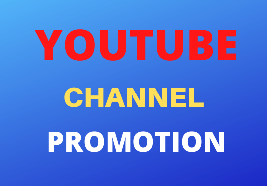 Guarnteed Real Manual YouTube promotion vai social media marketing and instant delivery