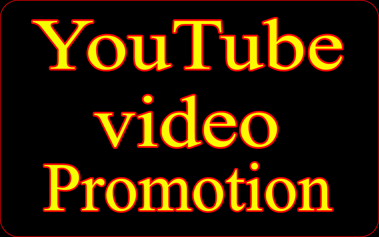 Manually Youtube video marketing via real users