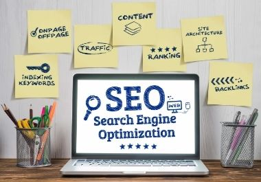 Full SEO Campaign for your Website high DA sites list