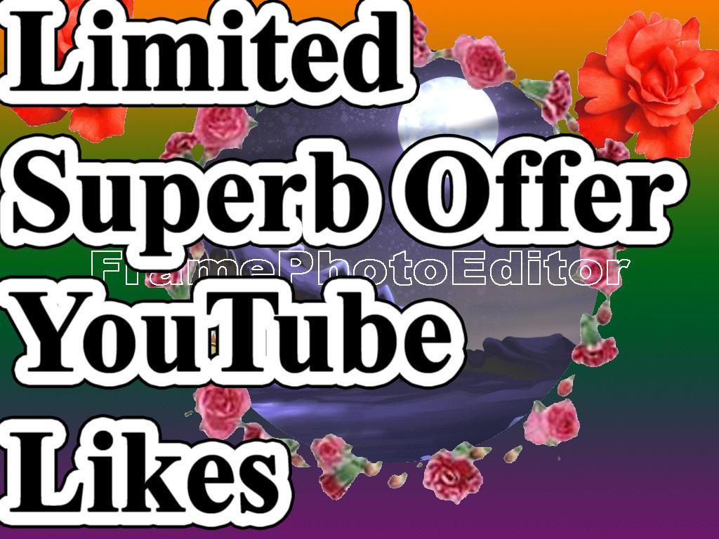 Limited Superb Offer YouTube Video Promotion Social media marketing