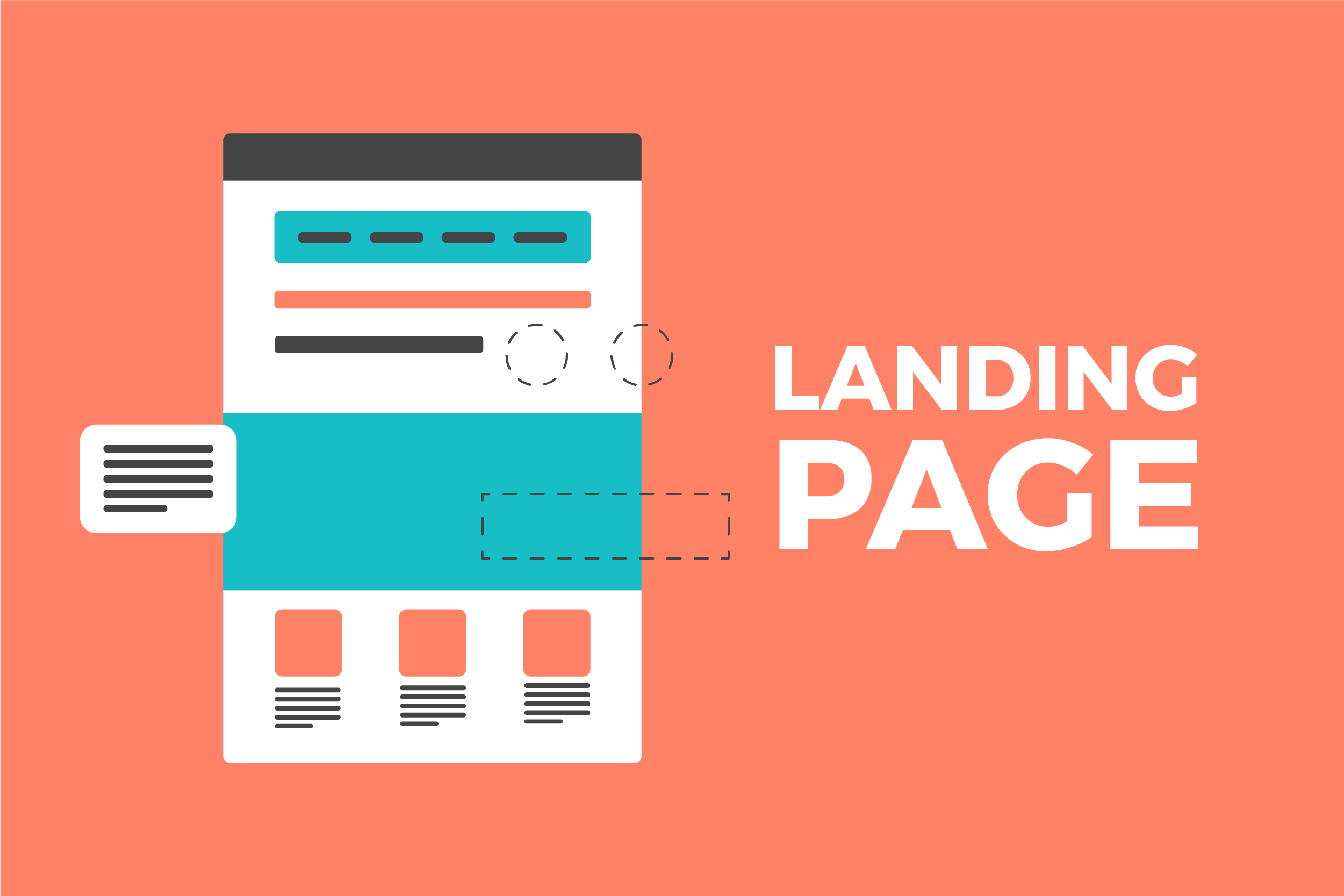 Create Two landingpage for any niches with reasonable layout