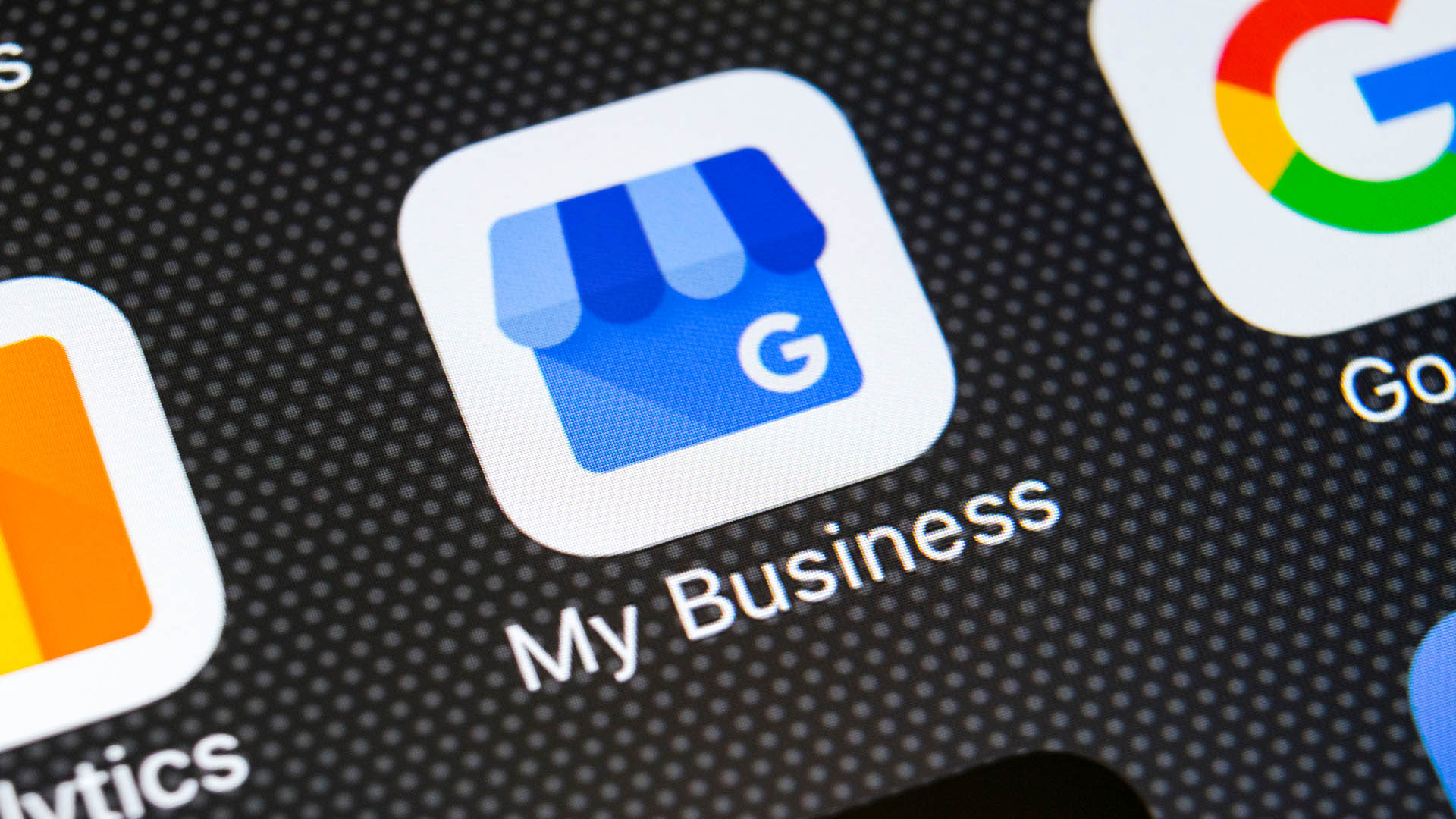 Create and verify your Google My Business account and Maps