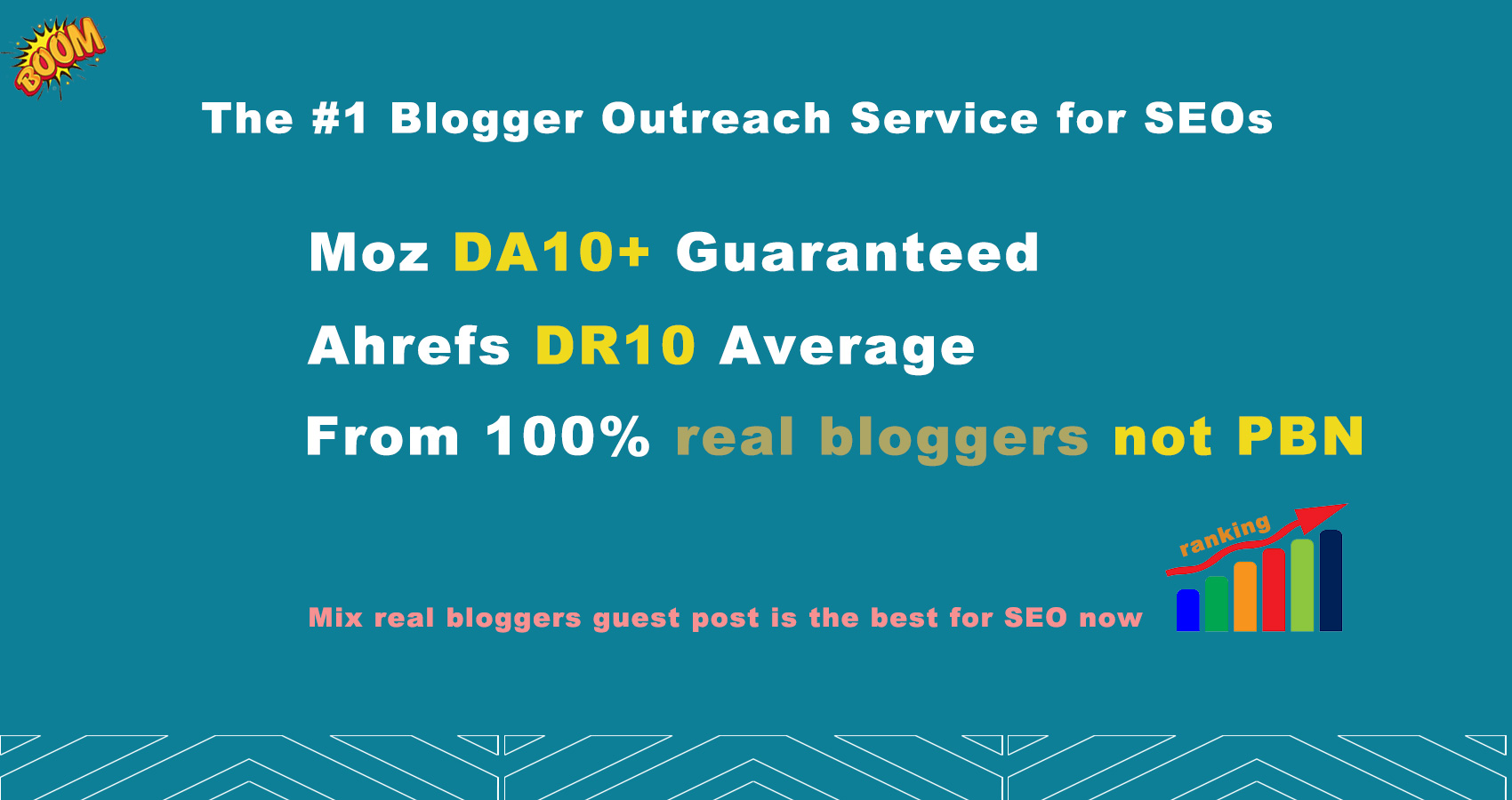 Real bloggers post - Natural,  relevant,  NOT PBN - 1 Blogger Outreach Service for SEO