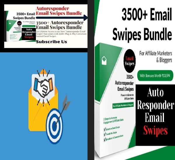 Send Over 3500 Autoresponder Email Swipes Bundle