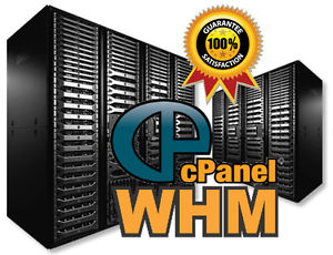 cPanel Reseller - 50 Accounts for 1 Year