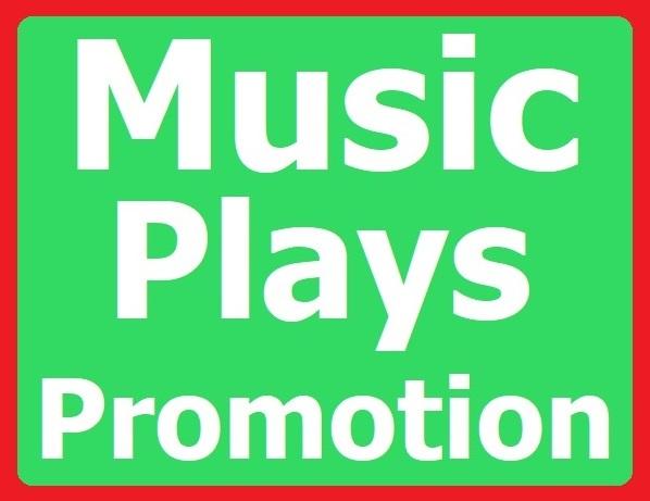 Music Album Playlist Promotion High Quality Listeners