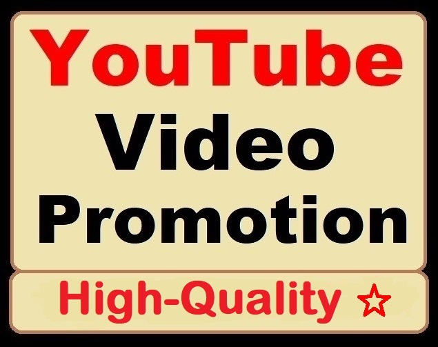 YouTube Video Organic Promotion Split Available