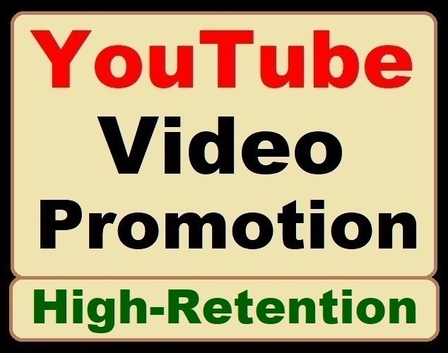 High Retention YouTube Video Promotion and Social Media Boosting