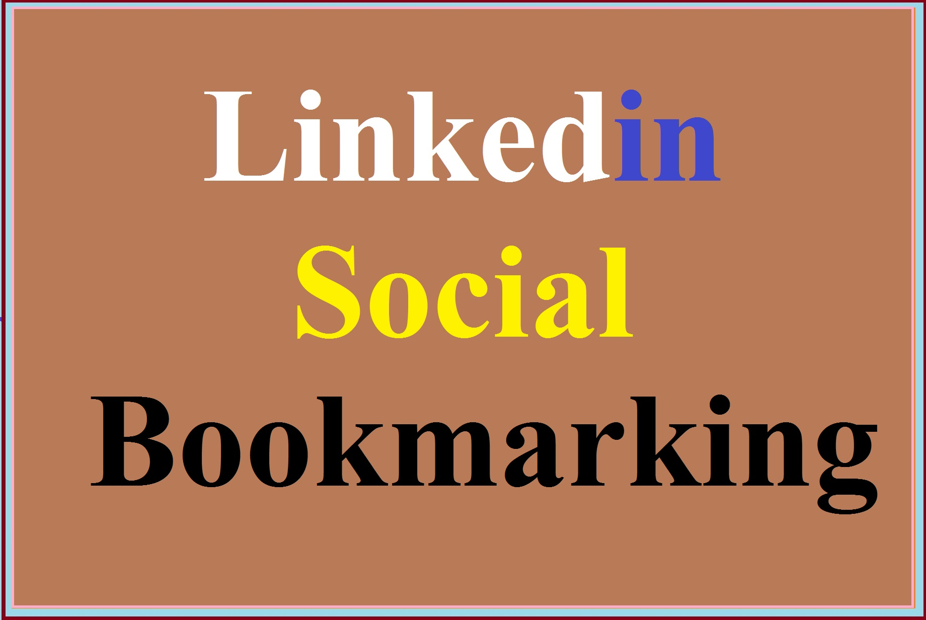 High Authority Manual Bookmarking