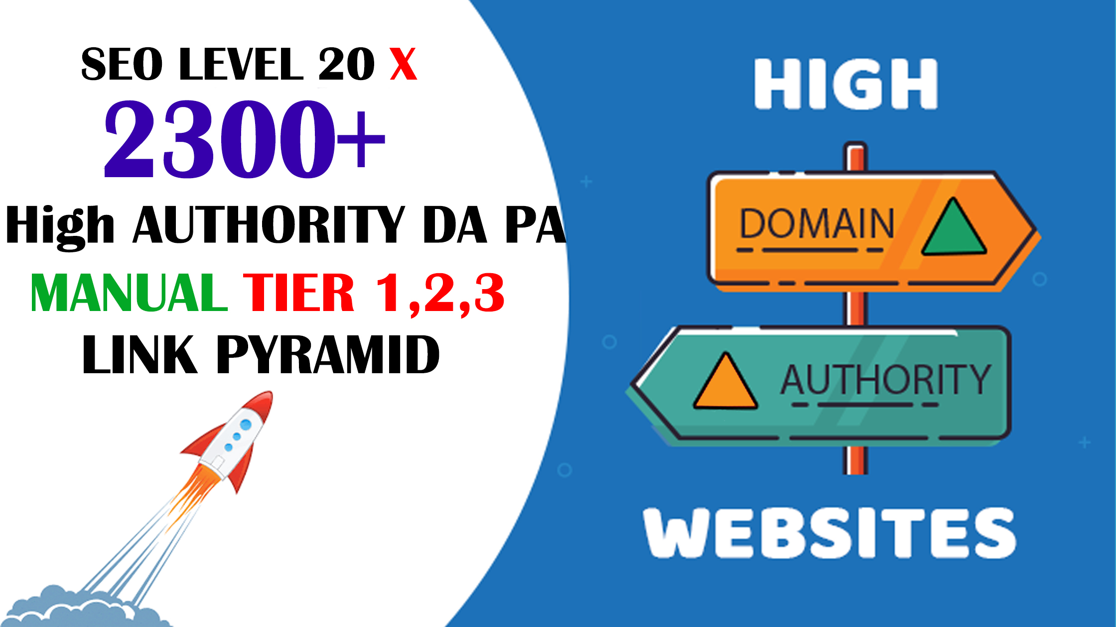 MEGA BACKLINKS PACKAGE - 2300+ HIGH DA PA Diversity Tired Link Building to Boost Your Google Ranking