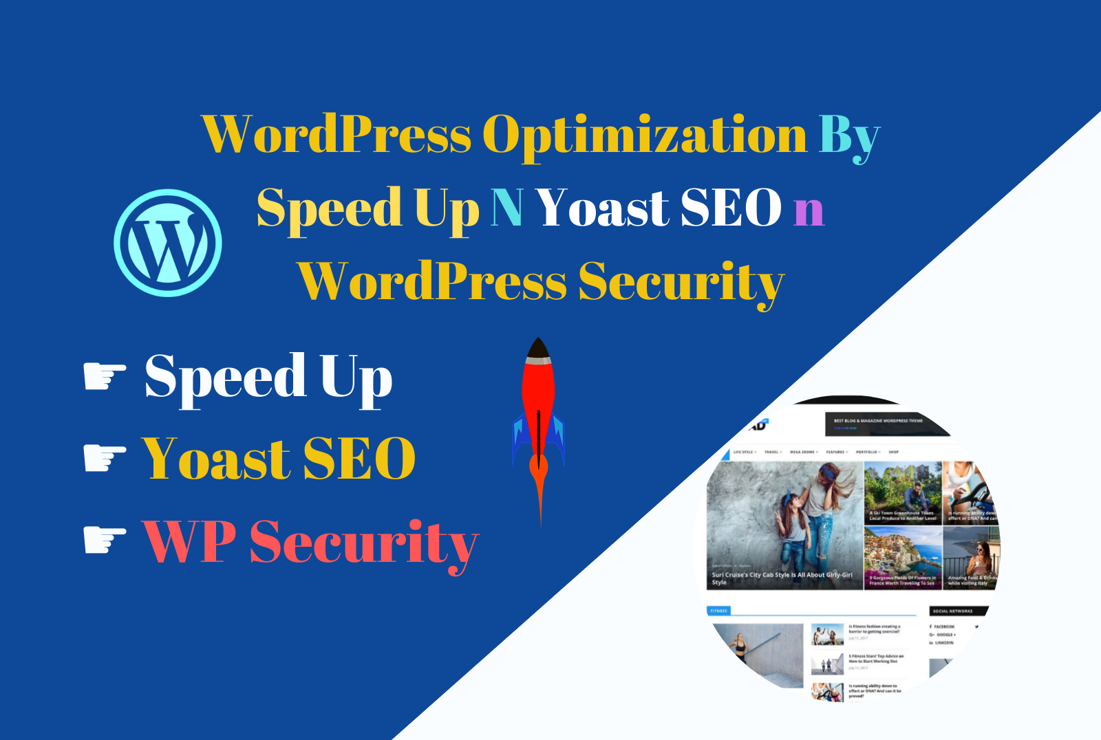 Do Yoast SEO Wordpress Optimization And Speed Up Your Site