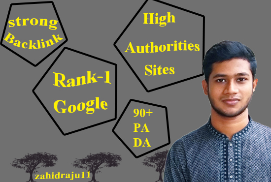 I will give you powerful backlink from high authorities sites