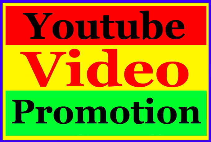 Amazing High Quality YouTube Video Promotion and Marketing