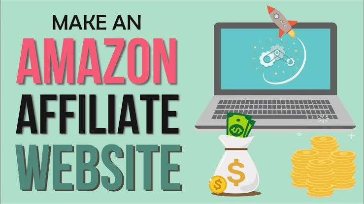 Create Amazon Affiliate E-commerce website