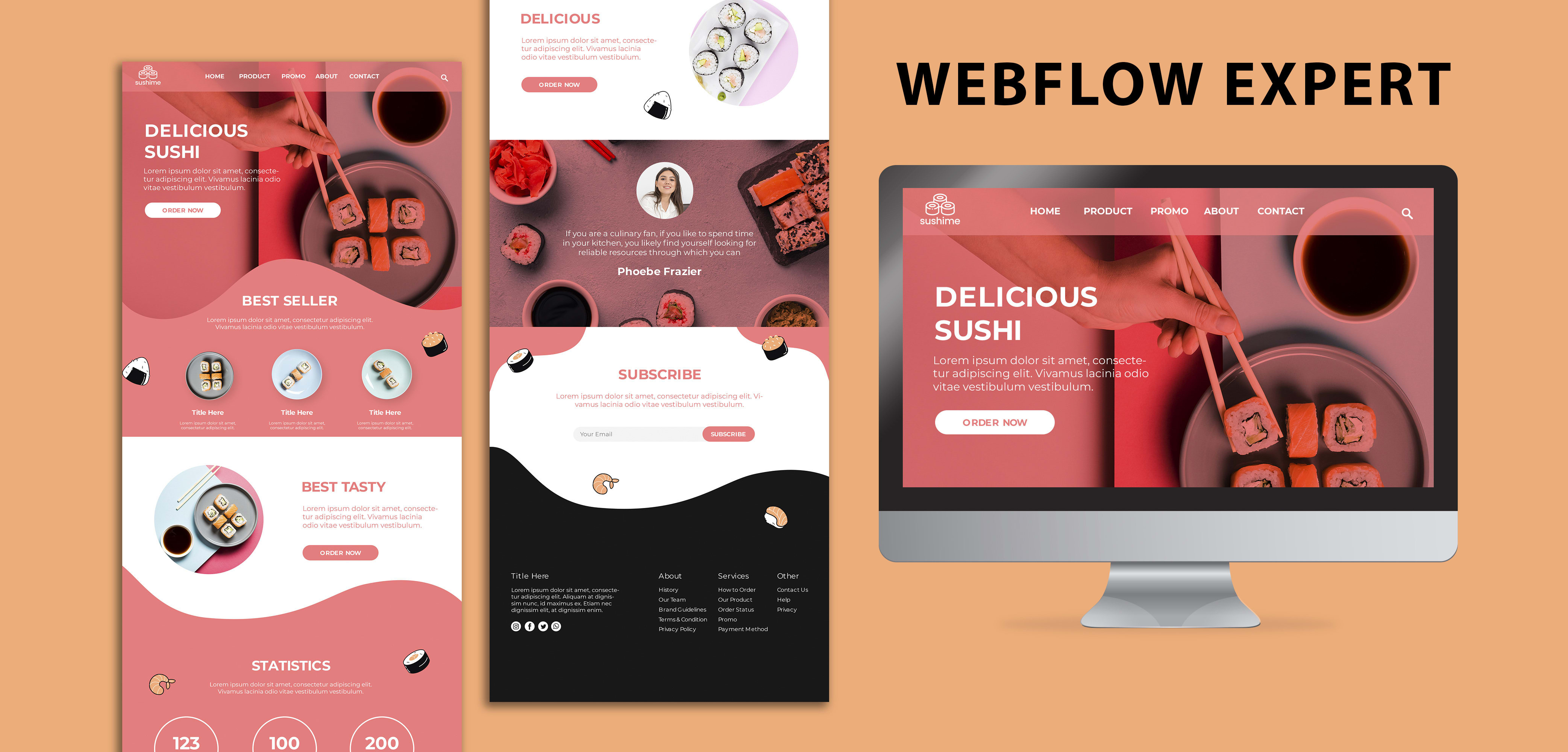 Website development Wordpress Joomla Magento Wix Woo commerce Html Shopify