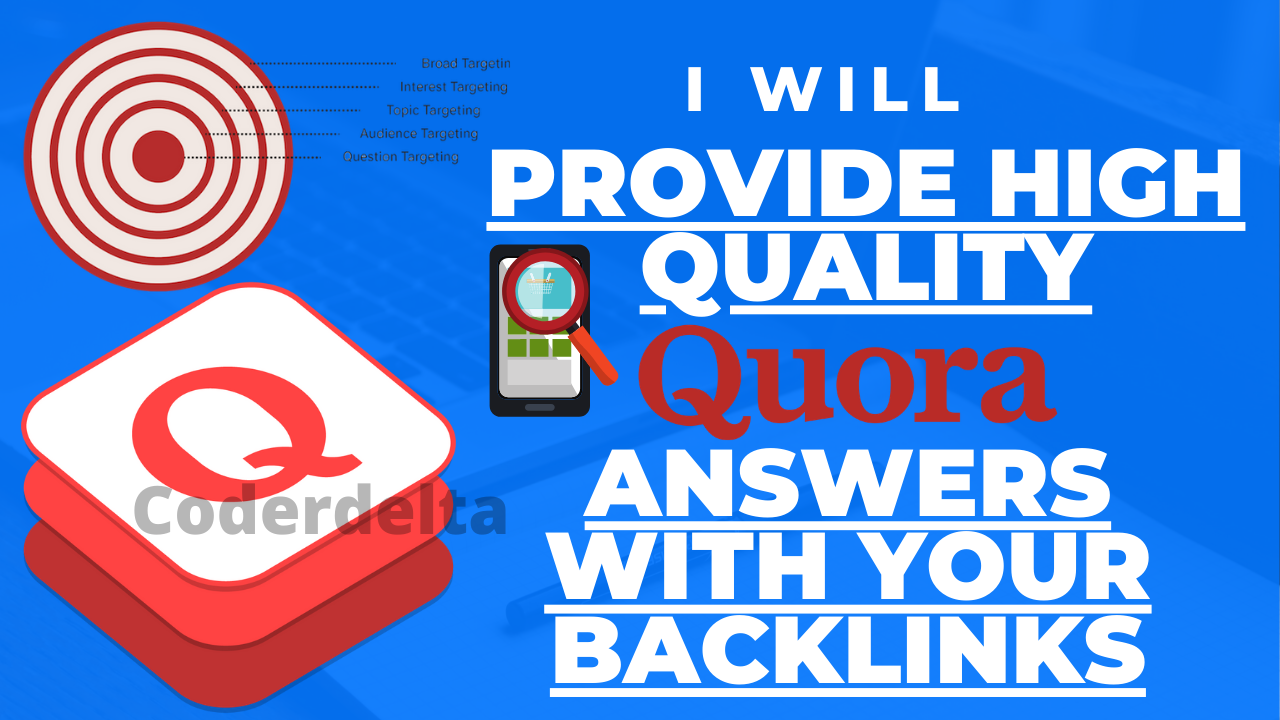 I will Provide 5 High Quality Qoura Answers