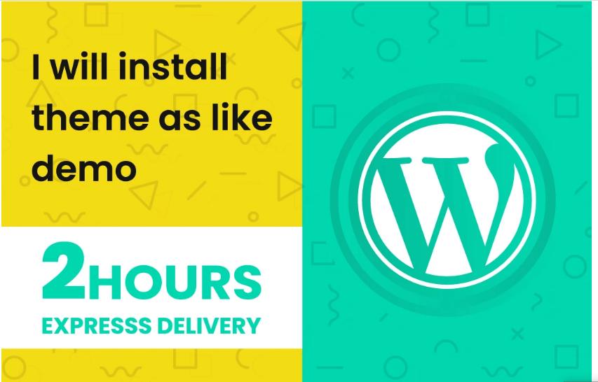 I will install, configure,  fix or customize wordpress