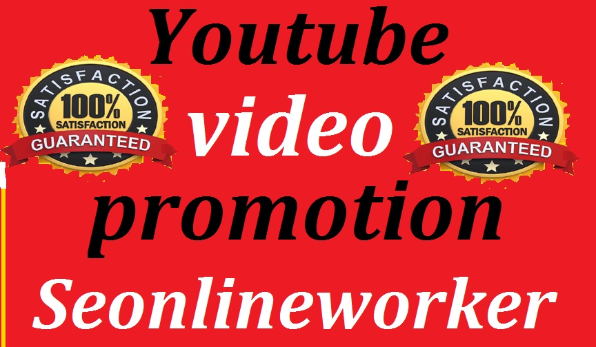 Supper offer YouTube Promotion Package All In One Service Instantly
