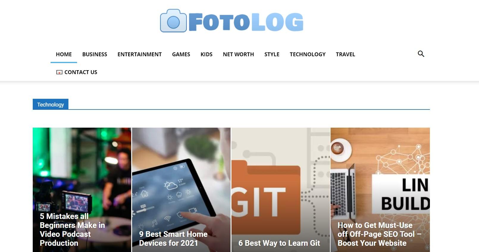 Premium DA-88 Dofollow Guest post on fotolog. com