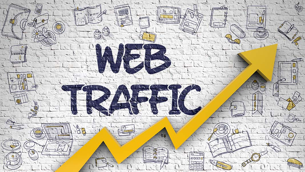 1500+ Real Website Hits Visitors From All Over The World With Proof