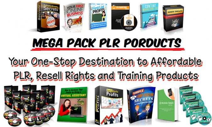 HOT Quality PLR products with a total of up to 25 gigabytes 525 product