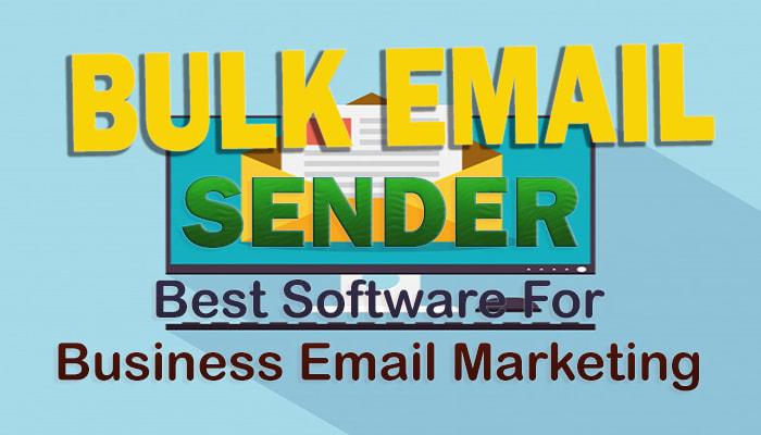 Email software bulk email sending marketing software for sending emails