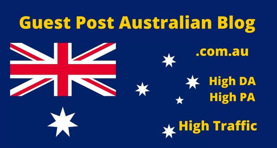 I will do guest post on Australian Blog Directory