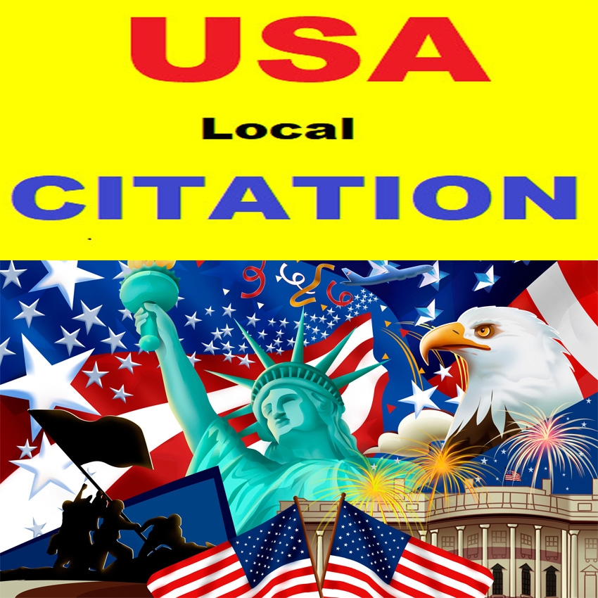 we will do 50 USA local citations for your business