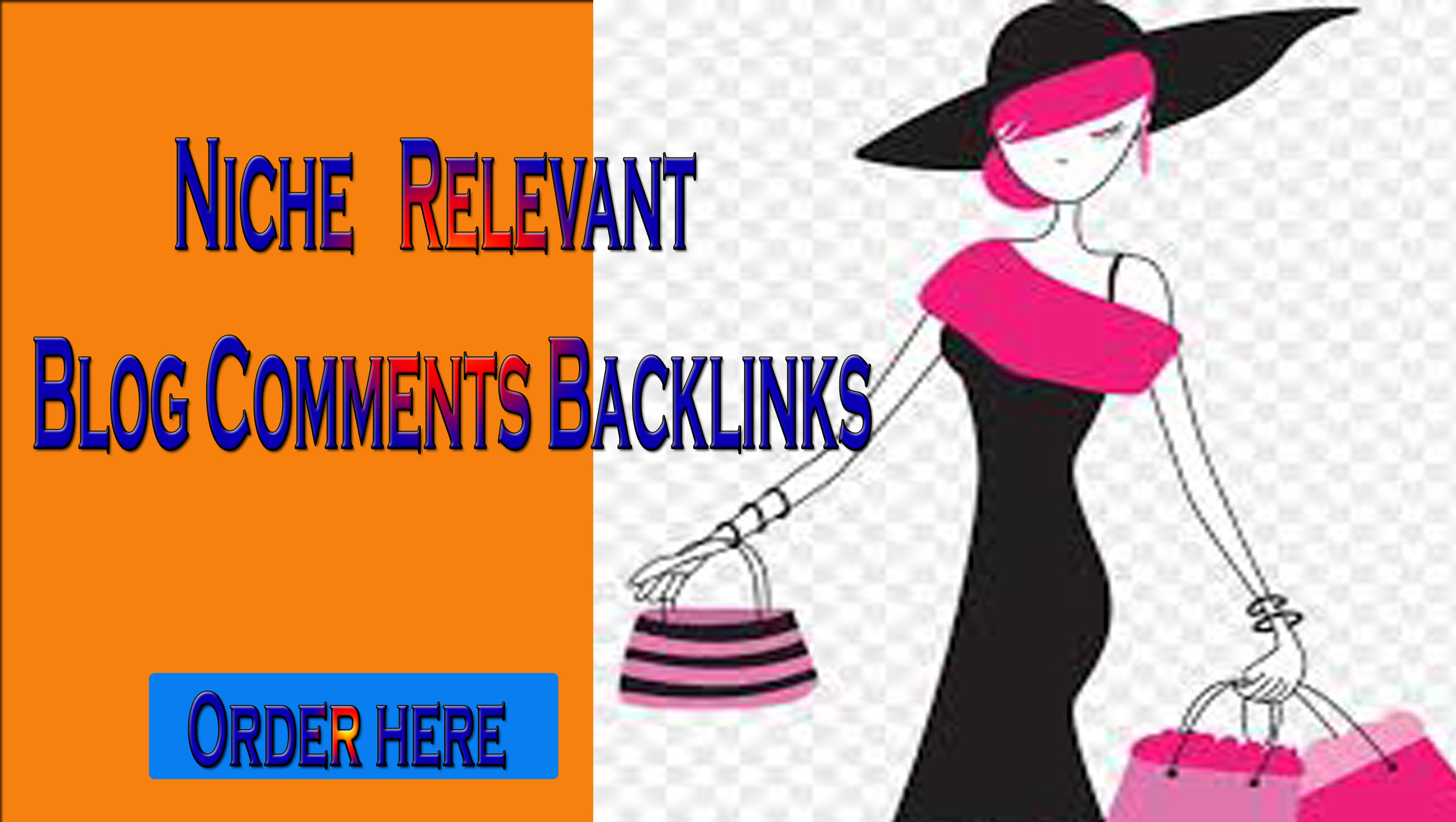 Get 1000+ Niche Relevant Blog Comments Backlinks On High DA Qaulity links