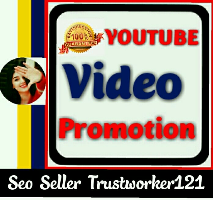 Real human you tube video promotion