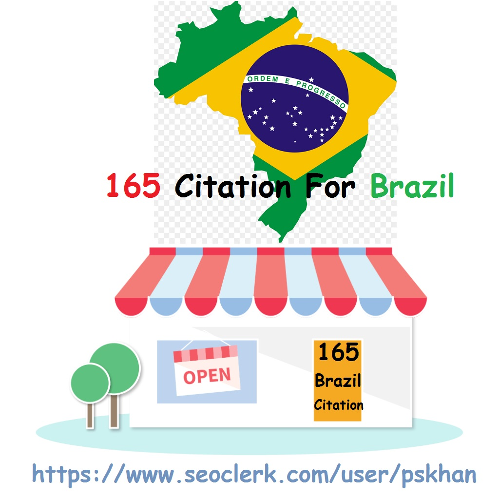 165 Citation For Brazil Business