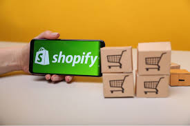 Shopify store from scratch for your product