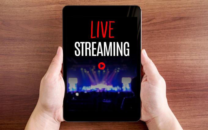 I will setup live streaming server rtmp and hls