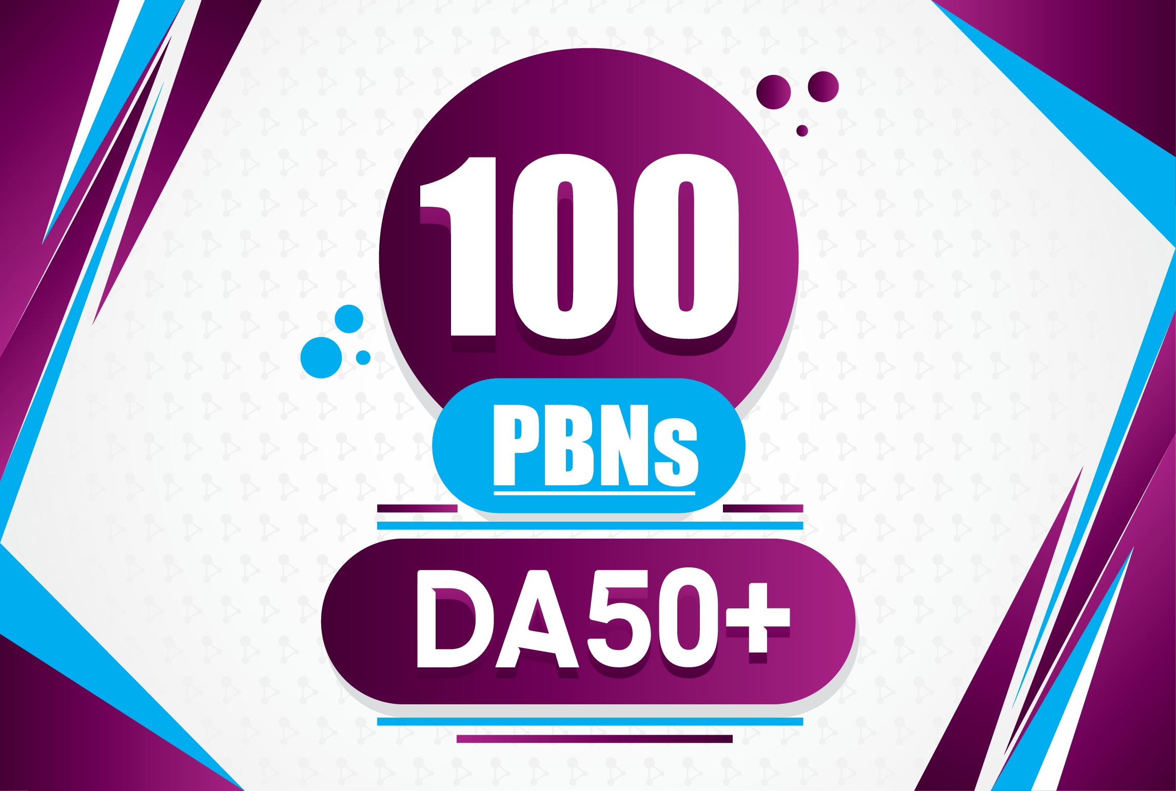 Provide Guaranteed 100 DA50To70 Homepage PBNs Backlinks to Rank 1st