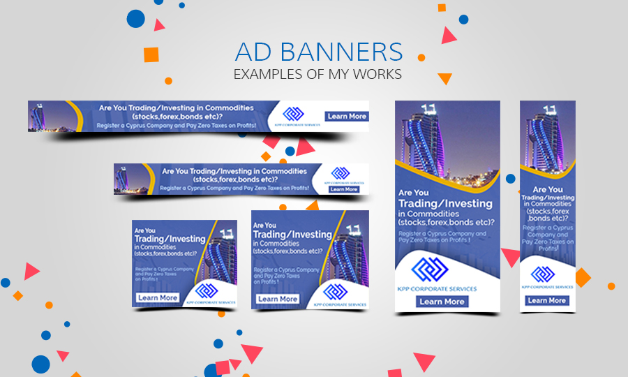 Design any Ad banner and flyer