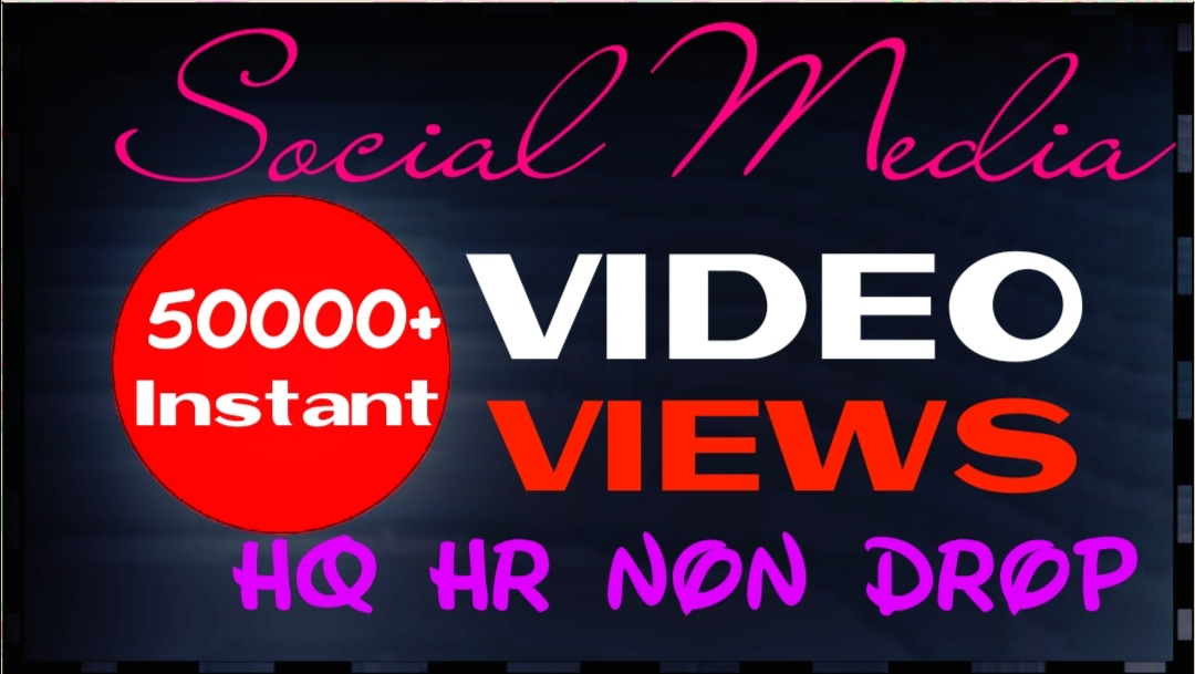 Add 50000+ Social Promotion Instantly and Professionally