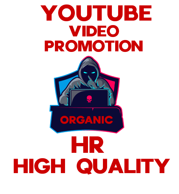 You will get High Quality YouTube Video Promotion