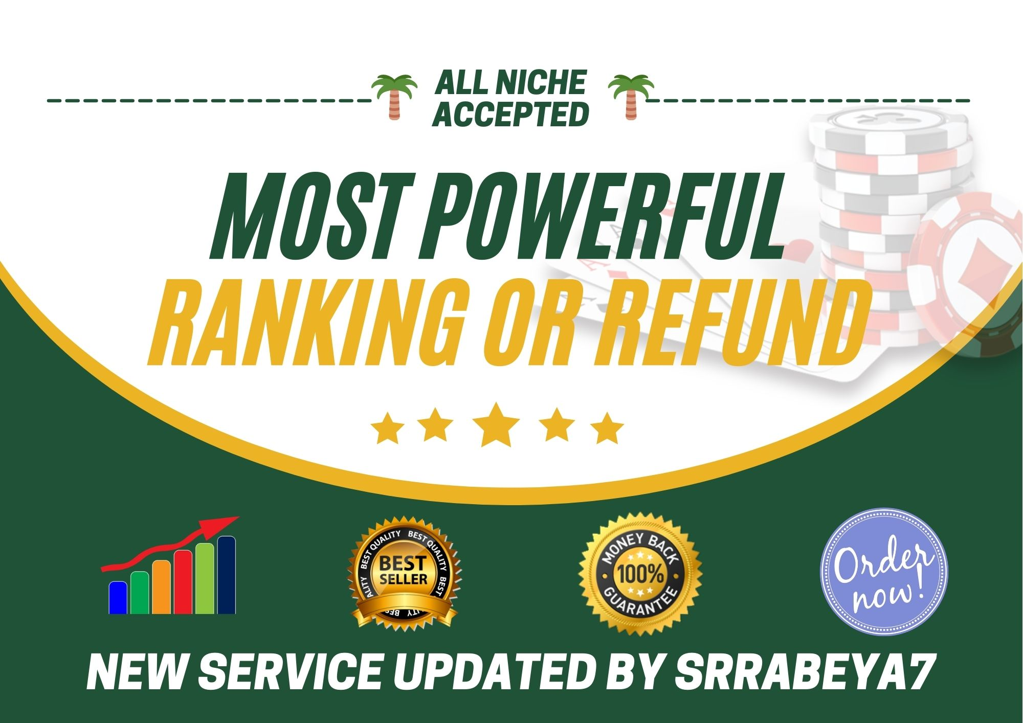 Most Powerful Website Ranking or Refund Service Guaranteed 2021