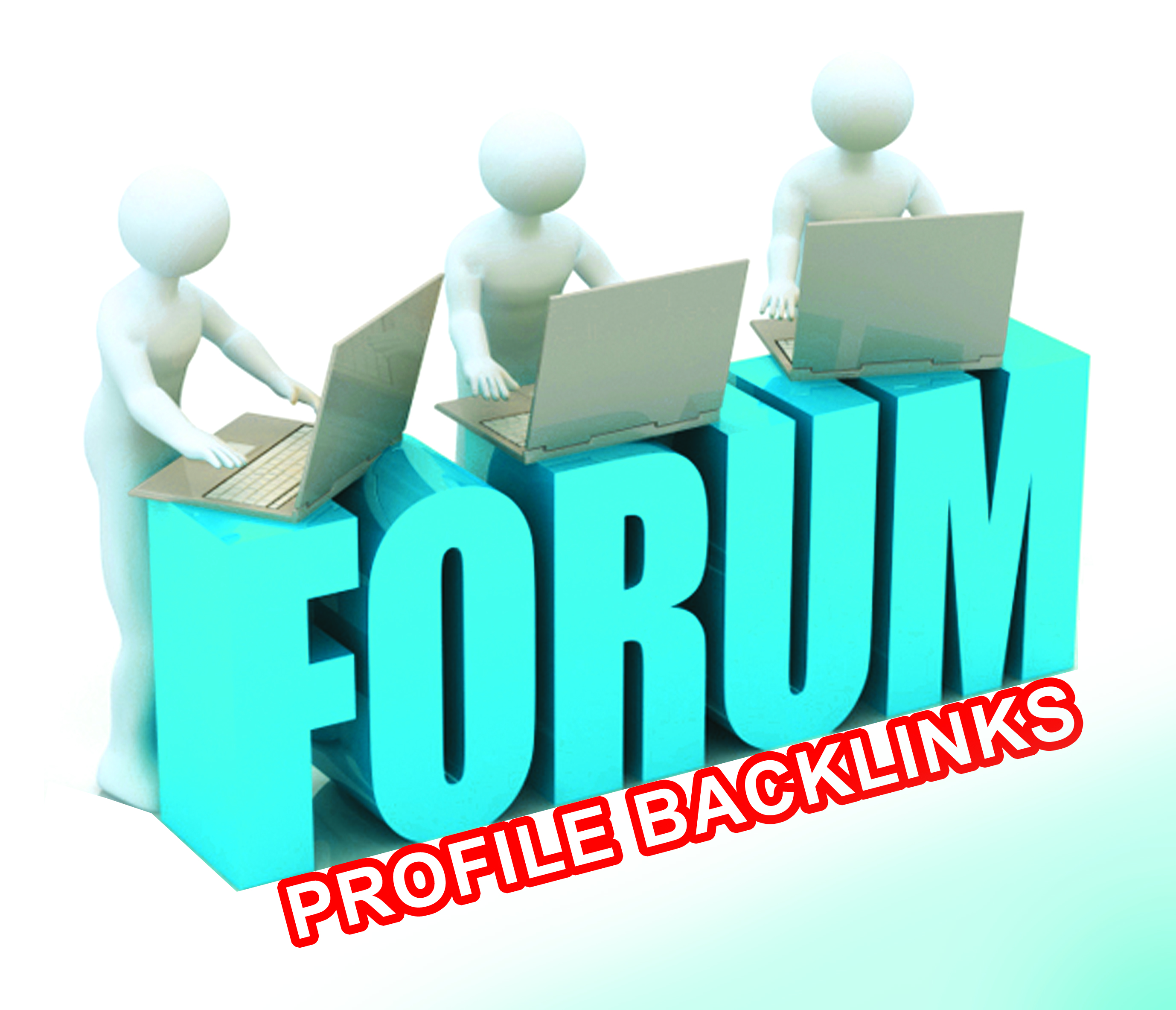 Create 100+ High Quality SEO Forum Profile Backlinks Authority Websites