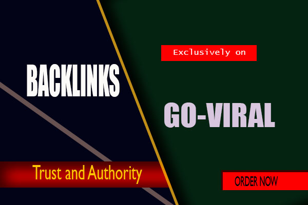 Do Google SEO With 100 Manual High Authority Backlinks And Trust Links