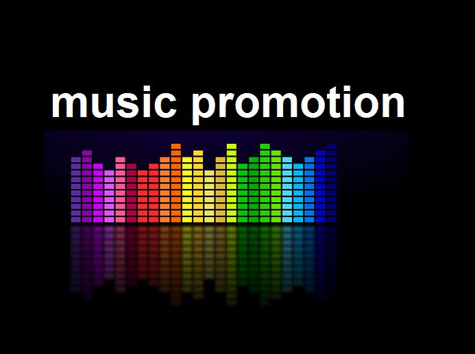 I'll Do Professionally Music track Promotion