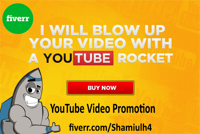 do viral YouTube promotion and video marketing