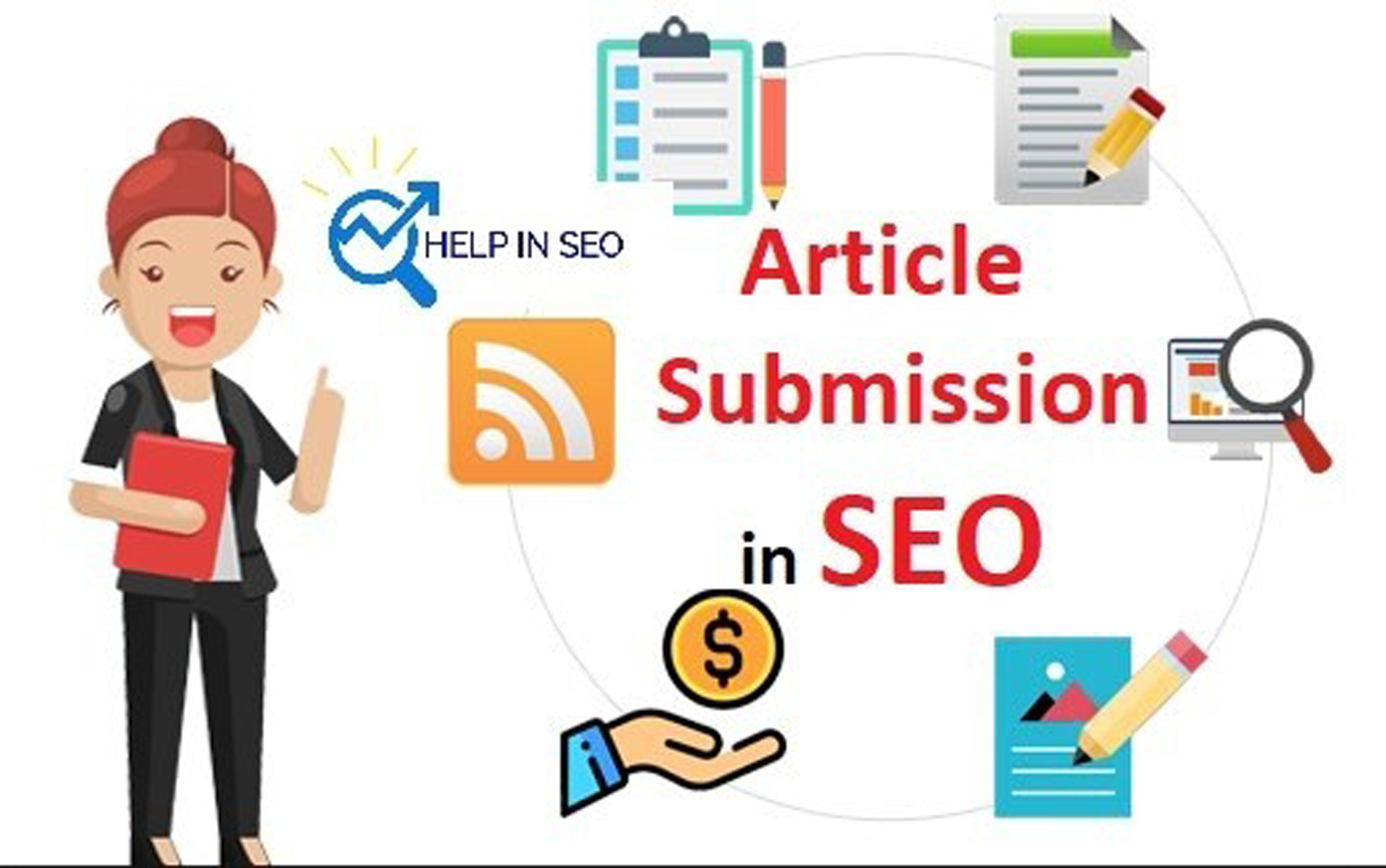 Get top free 50+ account signup article submission sites for seo